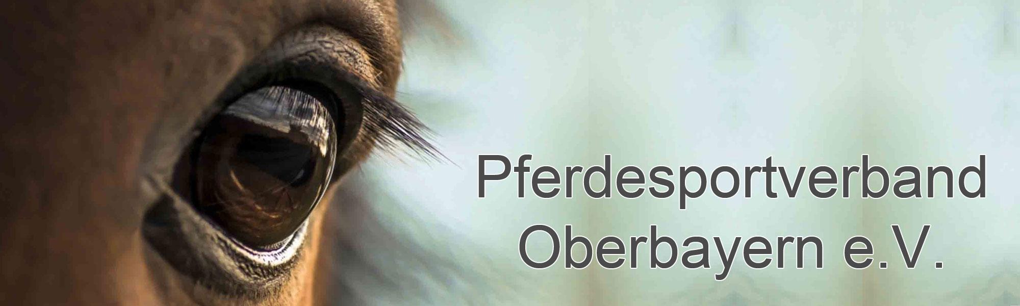 Pferdesportverband Oberbayern